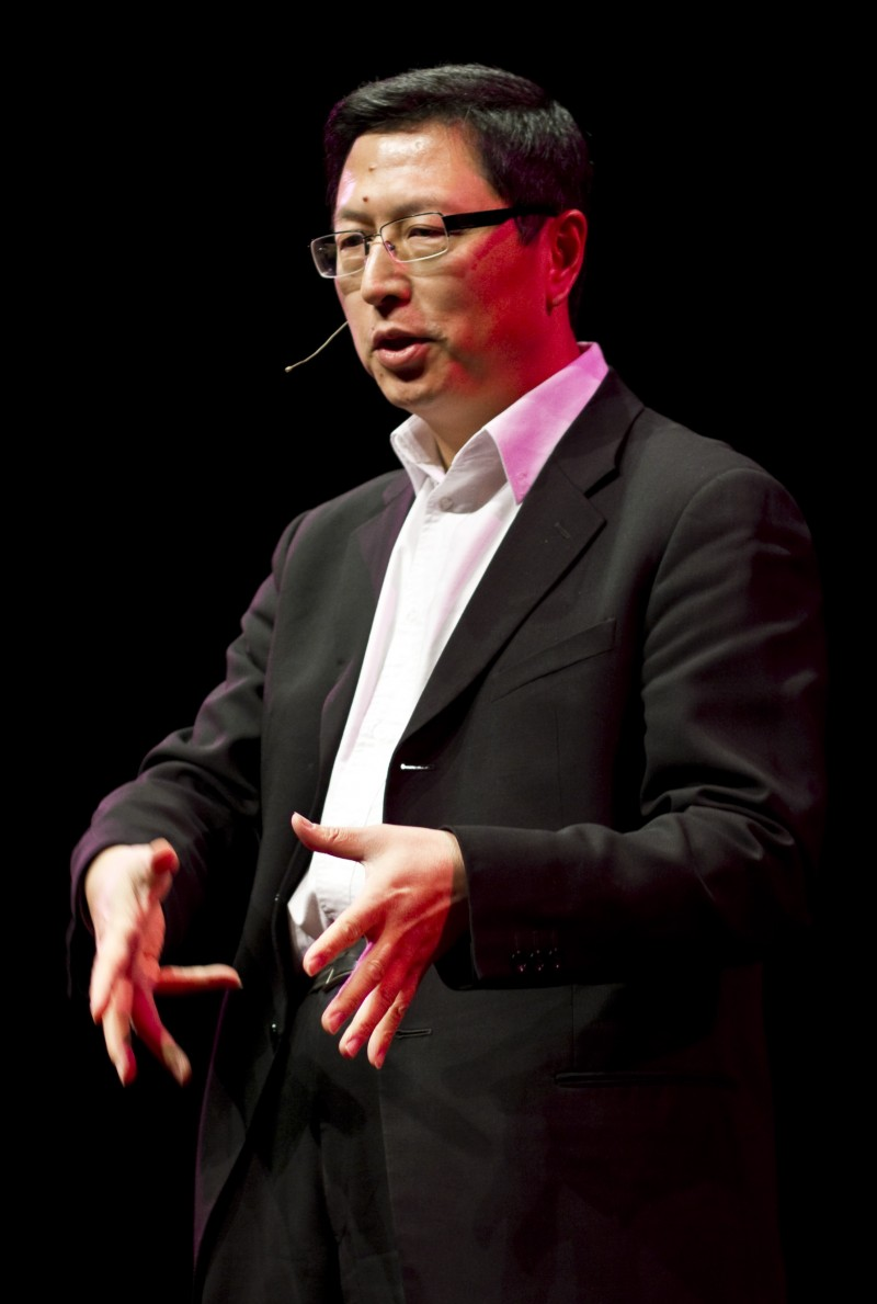 Dr. Shawn Qu - Founder of Canadian Solar